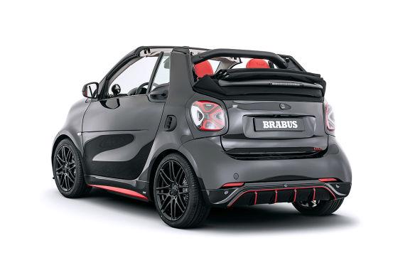 BRABUS 92R - SMART EQ FORTWO CABRIO