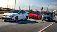 Ford Focus, Mercedes A-Klasse, VW Golf: Test