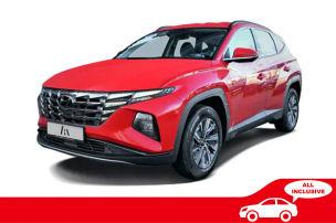 Hyundai Tucson Hybrid im Abo testen