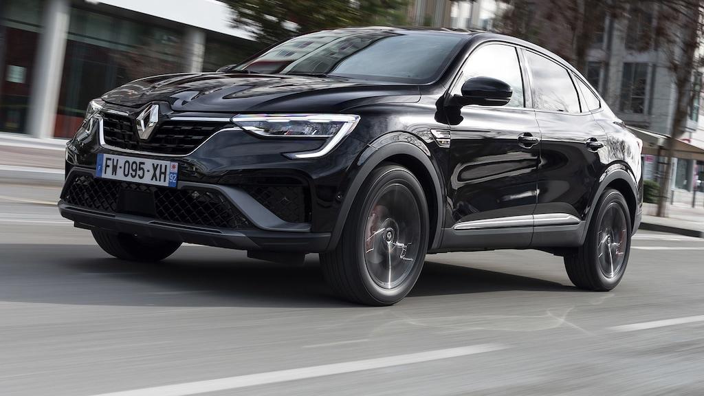 Erstes SUV-Coupé von Renault