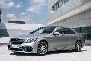 Mercedes-AMG S 63 (2019): Leasing