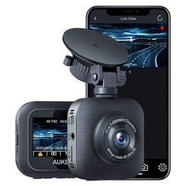 Aukey 4K Dashcam DRS1