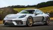 Manthey Racing Porsche Cayman GT4
