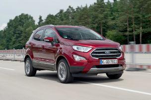 Ford EcoSport: Gebrauchtwagen-Check