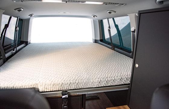 So machen Sie ihren Bus schnell campingtauglich