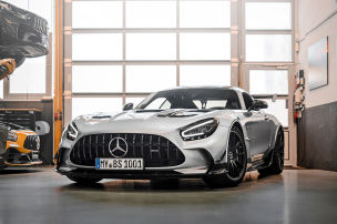 AMG GT Black Series mit irren 1111 PS
