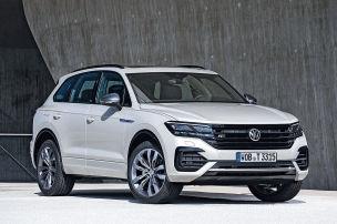 VW Touareg R-Line (2021): Leasing