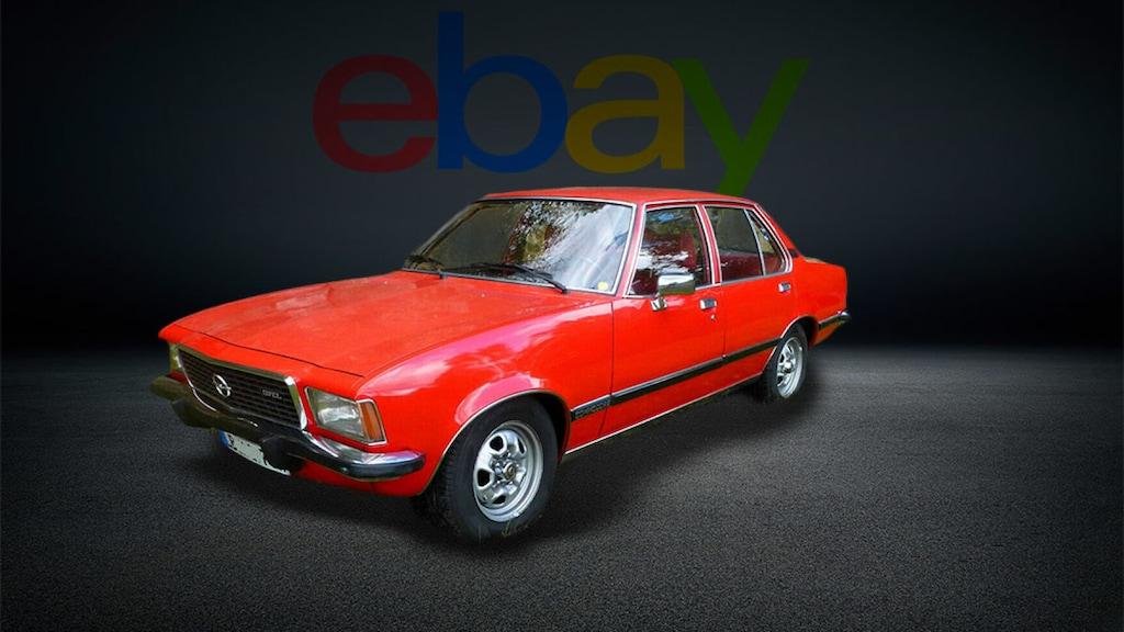 Opel Commodore B im Originalzustand für weniger als 10.000 Euro