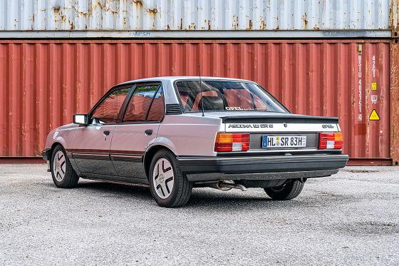 Opel Ascona 1.8 SR/E