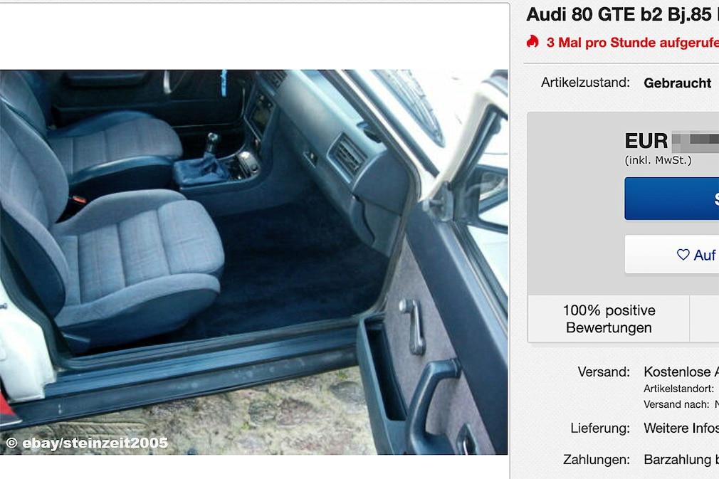 Audi 80 GTE B2
