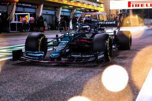 Schumacher stark, Vettel entt�uscht