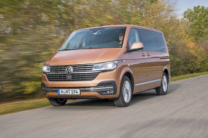 VW Multivan (2021): Leasing