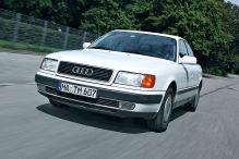 Was den letzten Audi 100 zum Klassiker macht