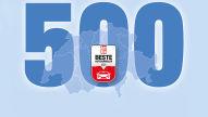 Die 500 besten Autoh�ndler der Schweiz 2021