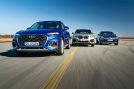 Audi Q5 Sportback 45 TFSI   BMW X4 xDRIVE30i   Mercedes GLC Coupé