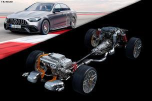 AMG bringt nur noch Plug-in-Hybride