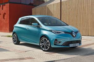 Renault Zoe (2021): Leasing