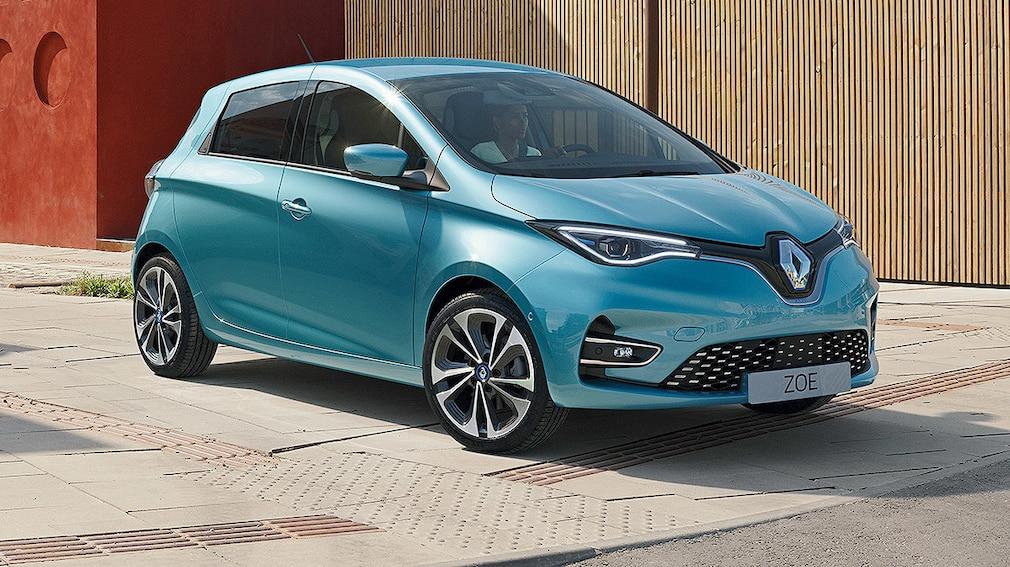 Renault Zoe   !! Sperrfrist 17. Juni 2019  13:00 Uhr !!