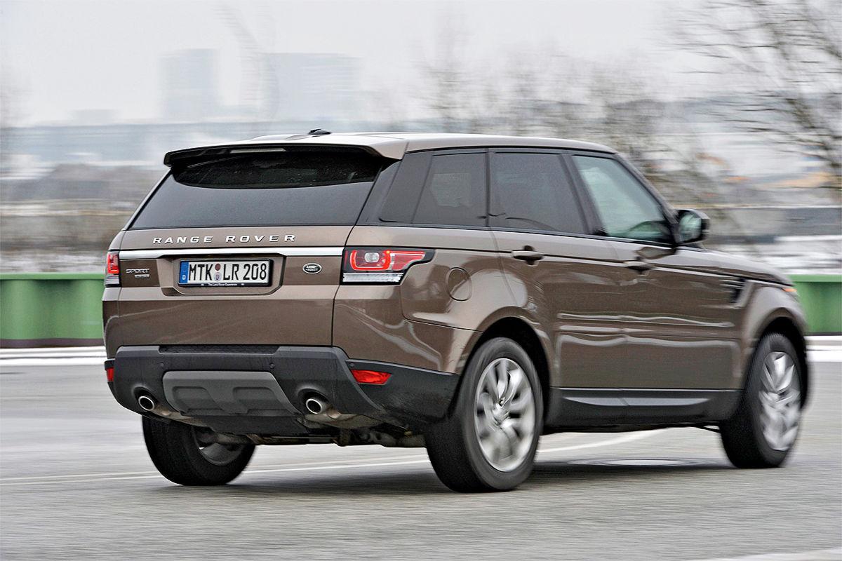 Range Rover Sport 2 (Bj. 2013)