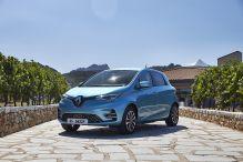 Das Ende der Reichweitenangst  Renault Zoe