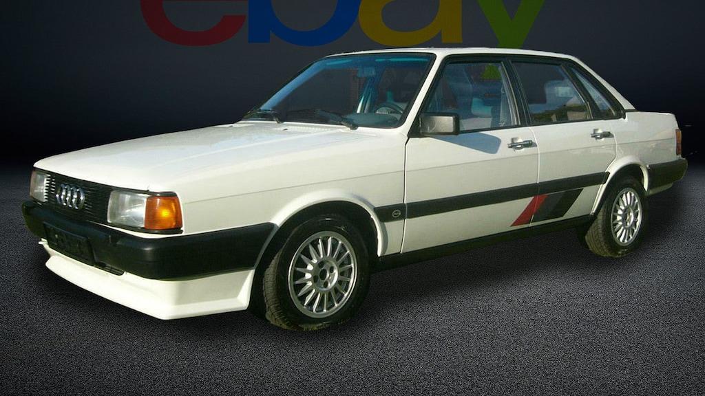 Gepflegter Audi 80 unter 6000 Euro