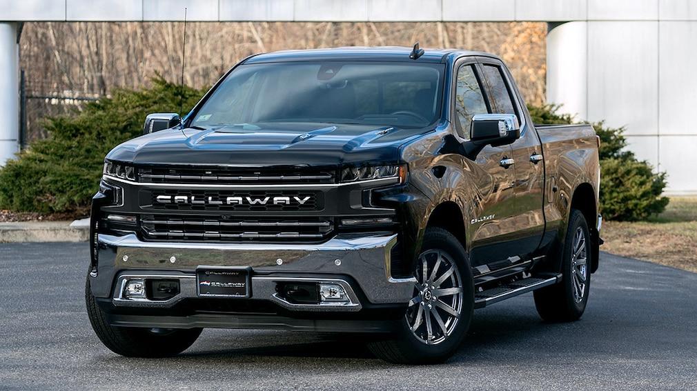Callaway Chevrolet Silverado