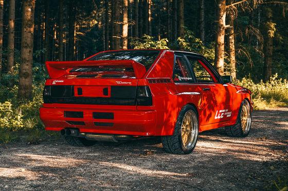 LCE Performance Audi Sport Quattro - Sportquattro Variante 3