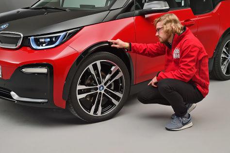 BMW i3s !!! SPERRFRIST  29. August 201700:05 Uhr !!!