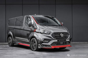 Carlex Design Ford Transit Custom