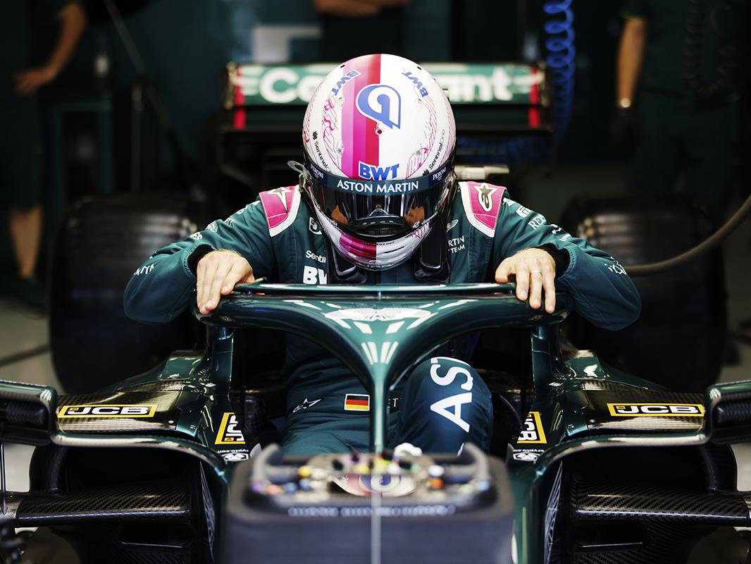 Formel 1 Rästelraten Um Vettels Fehlerquote Auto Bild