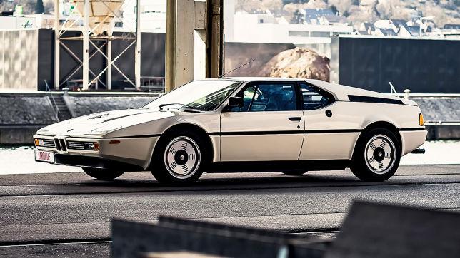 BMW M1 (1981): Neuwagen