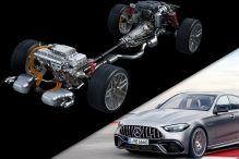 Neuer Vierzylinder-Mercedes-AMG C 63 soll 558 Hybrid-PS bekommen