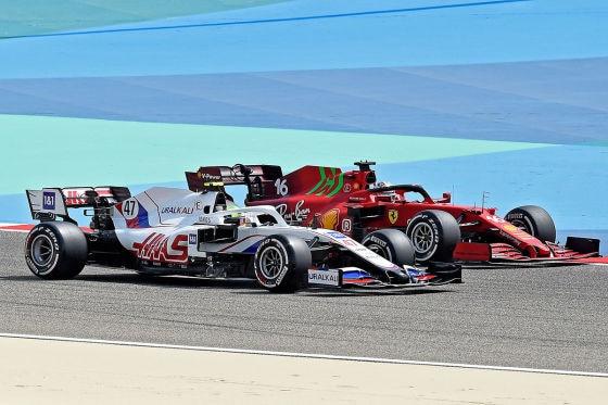 Mick Schumacher: Formel 1 ist wie Schach spielen