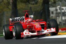 Formel 1: Ostern, Sieger, Schumacher