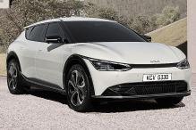 Kias neues Elektroauto EV6 ist als sportlicher GT bis zu 585 PS stark