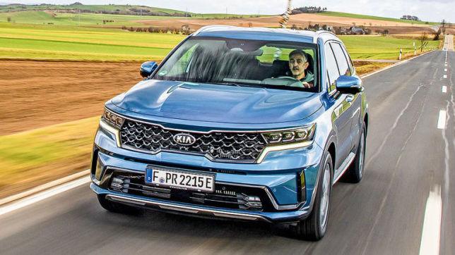 Kia Sorento Plug-in-Hybrid (2021): Fahrbericht