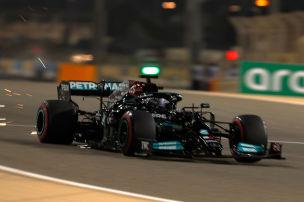 Formel 1: Speedvergleich 2021 vs 2020