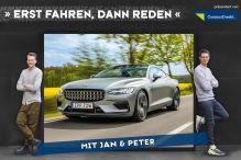 """Neuer AUTO BILD Podcast """"Erst fahren, dann reden"""""""