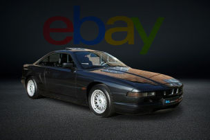 BMW 850i (E31) bei eBay