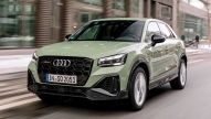Audi SQ2 Facelift (2021): Test