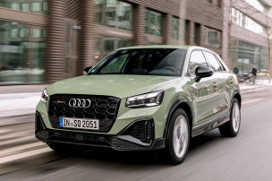 Audi SQ2 Facelift (2021): Test
