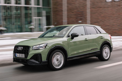 Audi SQ2 Facelift (2021): Test, Motor, Preis - autobild.de