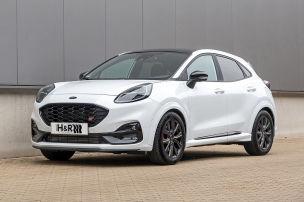 H&R Ford Puma ST (2021): Tuning