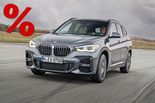 BMW X1 M Sport mit 10.671 Euro Rabatt