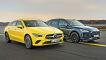Mercedes CLA 250e Shooting Brake    Cupra Leon Sportstourer 1.4 e-HYBRID