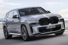 Der BMW X8 könnte ein neues Markengesicht für SUVs einläuten