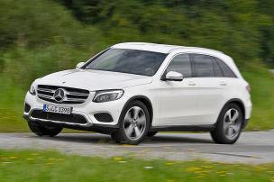 Mercedes GLC/GLK: Gebrauchtwagen-Check