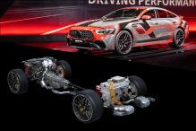 Neuer AMG-V8 mit E-Power und über 800 PS