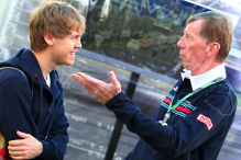 Formel 1: Sebastian Vettel, Aston Martin