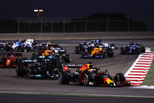 Formel 1: Red Bull vs. Mercedes